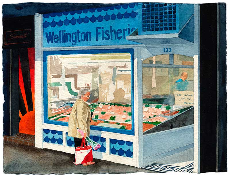 Wellington Fish Market