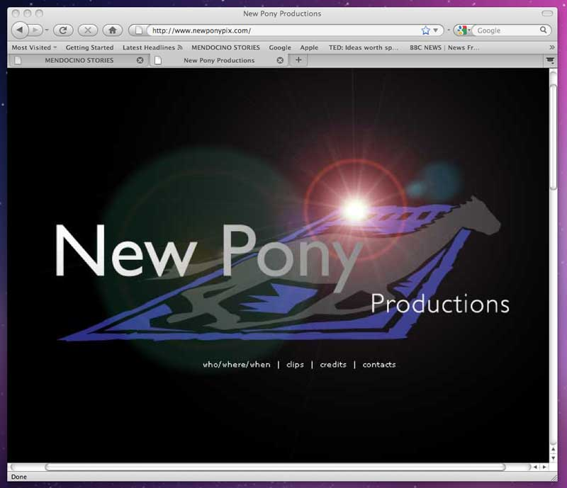 New Pony Productions